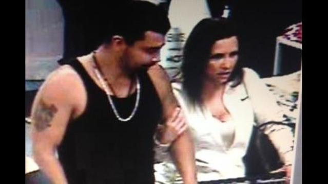 Two Suspects Sought In Theft of Sears Merchandise