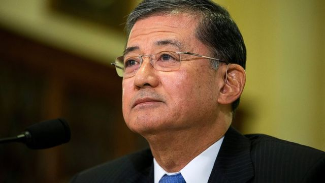 VA Secretary Eric Shinseki Resigns