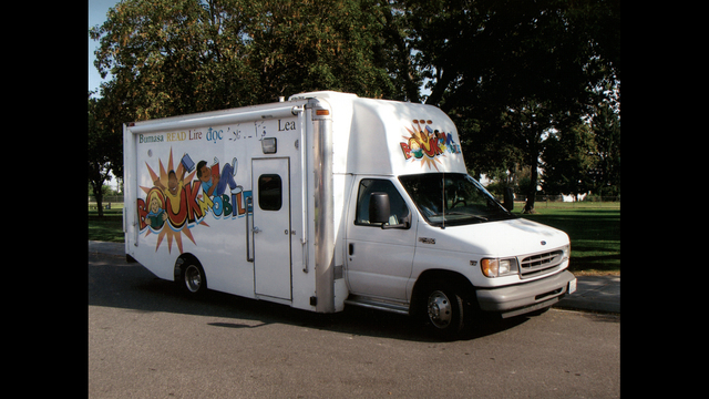 Mid-Columbia Libraries celebrates 65 years with Bookmobile Design Competition