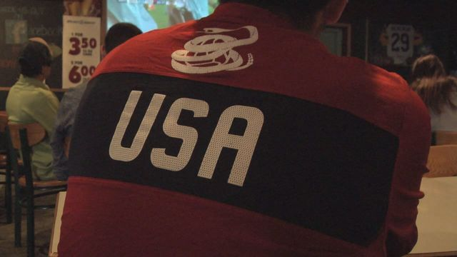 Catching Up With World Cup Fans in Our Area