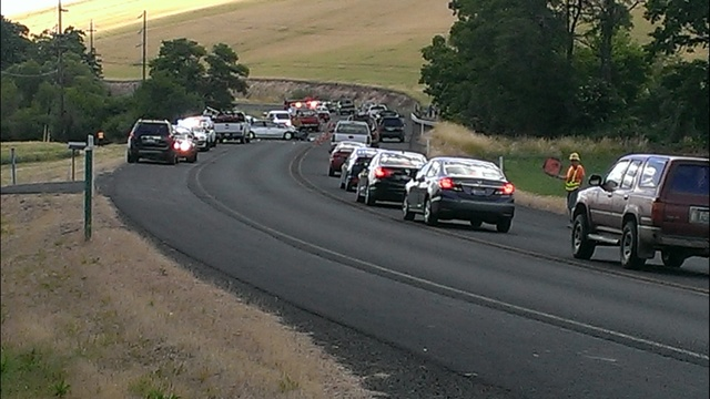 Troopers Investigate Fatal Head-on Collision West of Dixie