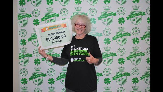 Friday the 13th is Lucky Day for Richland Lottery Player