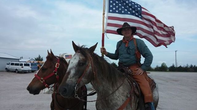 Patriotic Ride Put On Hold For The 4th Of July