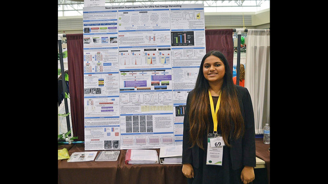 Richland High School Student Earns Gold & Silver Medals at International Competitions