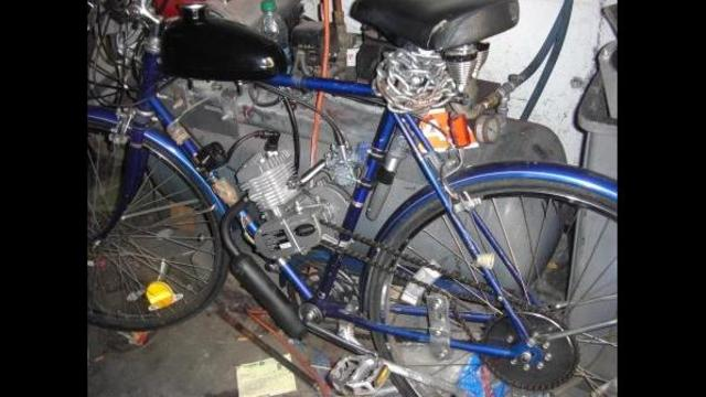Crimestoppers is Looking For an Unknown Motorized Bike Thief