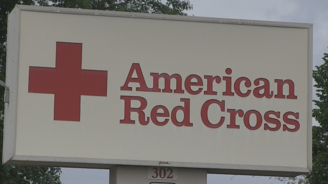 Yakima Valley Red Cross Providing Relief to fire Victims