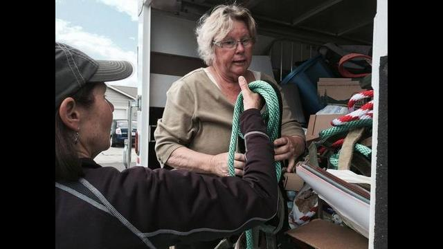 Ellensburg Woman Collecting Donations for Fire Victims