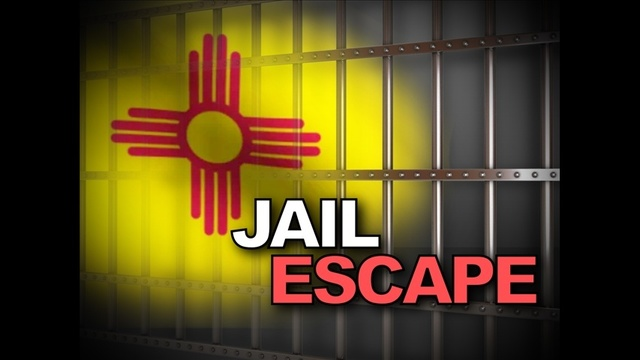 Inmate Escape Short Lived