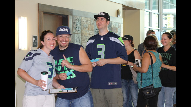 11th Annual Tri-Cities Day With The Seattle Seahawks