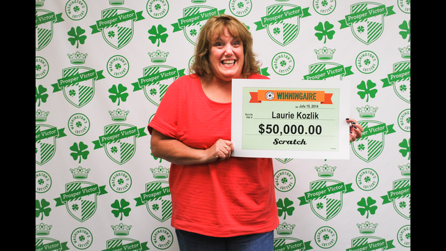 Richland Woman Wins Big Playing Washington's Lottery
