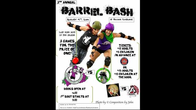 Yakima Roller Derby Saturday