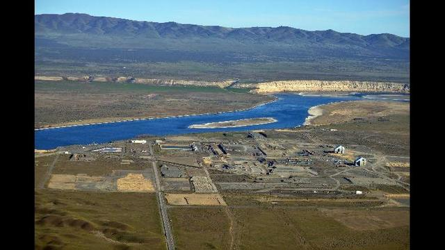 Contractor removes 650+ pounds of contamination from Hanford groundwater