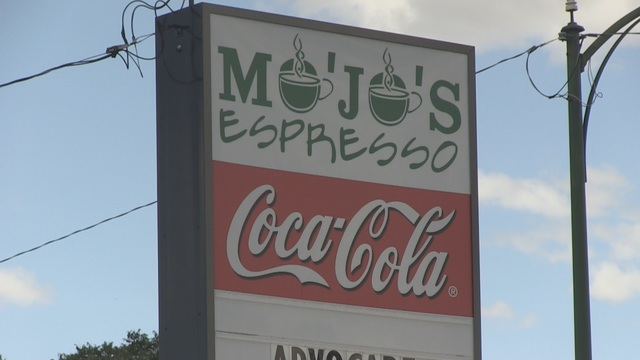 Mo-Jo's Espresso Robbed on Saturday