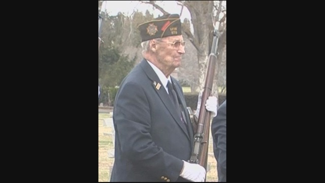 96-Year-Old Uses VFW in Yakima to Stay Young