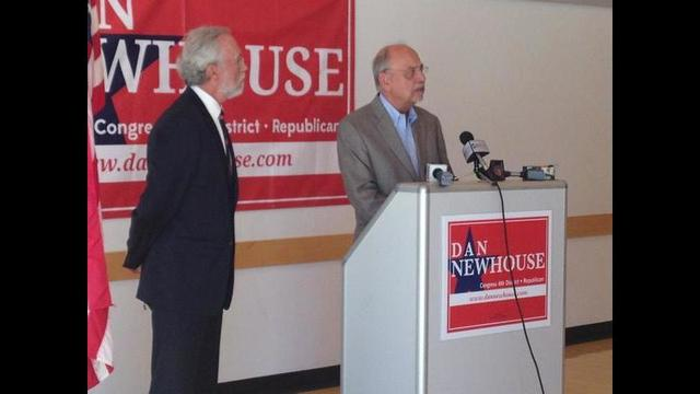 Doc Hastings Officially Endorses Dan Newhouse