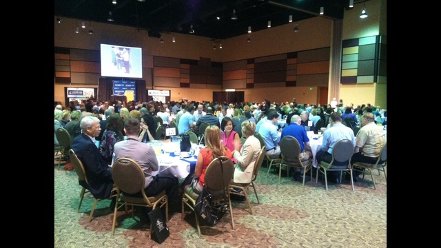 The United Way Kickoff Breakfast was Held This Morning in Kennewick