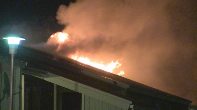 Yakima Apartment Fire Displaces Four Families