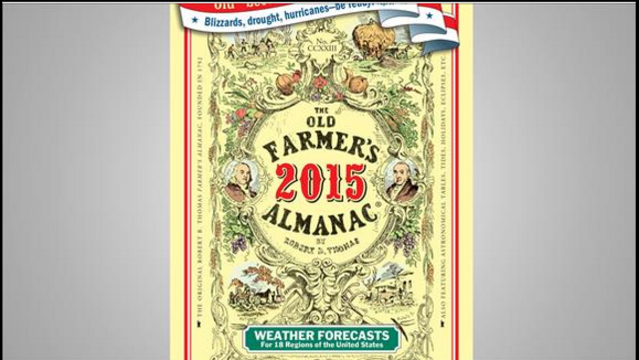 Should you believe the Old Farmer's Almanac's winter forecast?