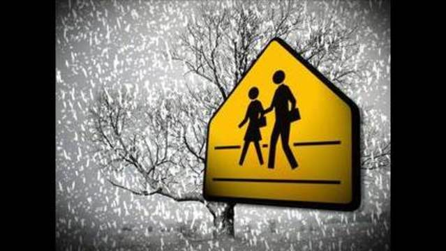 School Delays and Closures for Monday 12/12
