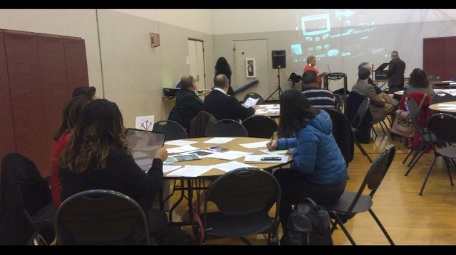 Community visioning project: Pasco