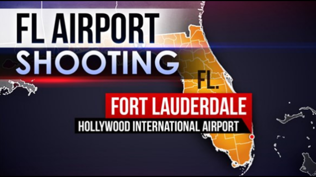 Fort Lauderdale airport shooting update on victims