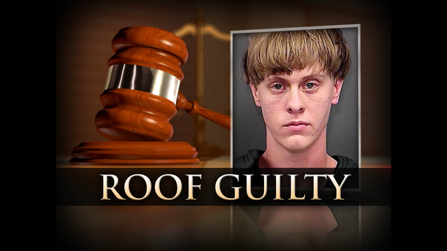 Dylann Roof jury: Death penalty for Charleston church shooter