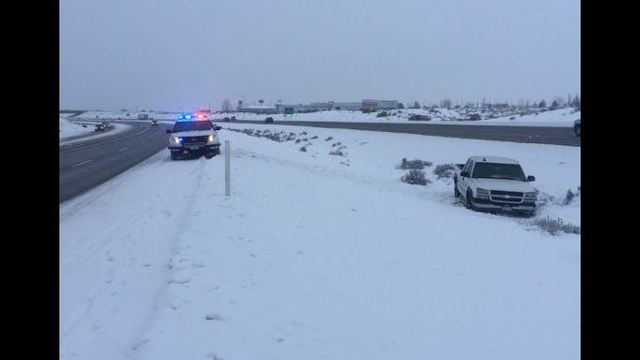 WA State Patrol continues to tackle snow storm