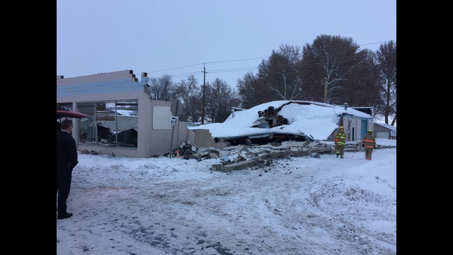 Building Collapses in Kennewick