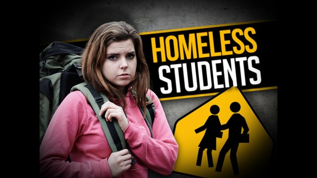 Washington's homeless student population spikes by 12 percent, approaching 40,000