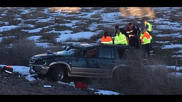 Police investigating fatal rollover accident