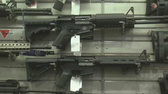Local gun shop talks background checks