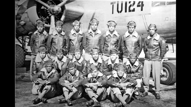 Black History Month: Remembering the Tuskegee Airmen