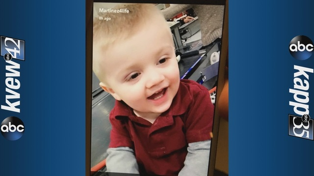Custody battle leads to kidnapping a 17-month-old boy