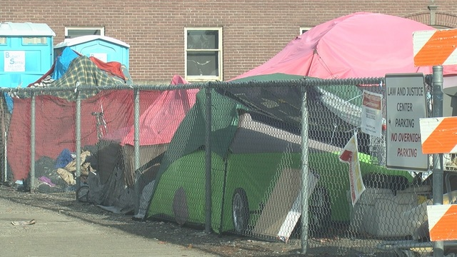 Yakima city council approves new location for a homeless camp