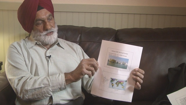 Local Sikh community spreads awareness amid hate