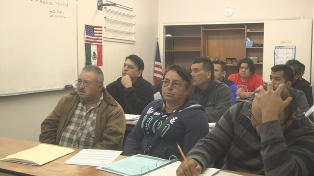 New classes helping those eligible to become U.S. Citizens