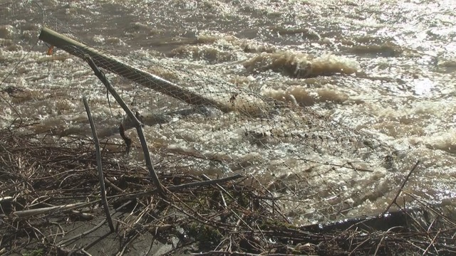 Walla Walla woman's property flooded from creek