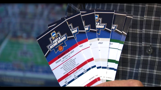 BBB warns of March Madness ticket scams