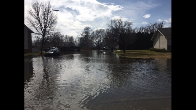 Road closures due to flooding in Yakima affecting local businesses