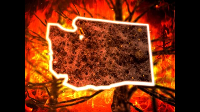 Controlled burns planned for east slope of Cascade Range