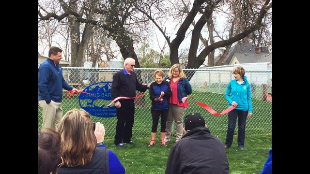 Blue Mountain Humane Society opens new off-leash dog park