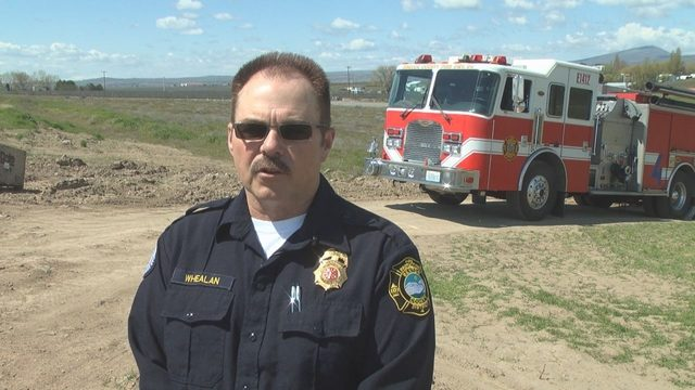 Benton County Fire officials push for new location and shorter response times