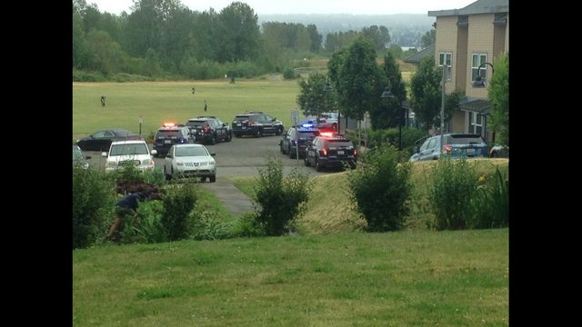 1 dead following shooting involving Seattle police