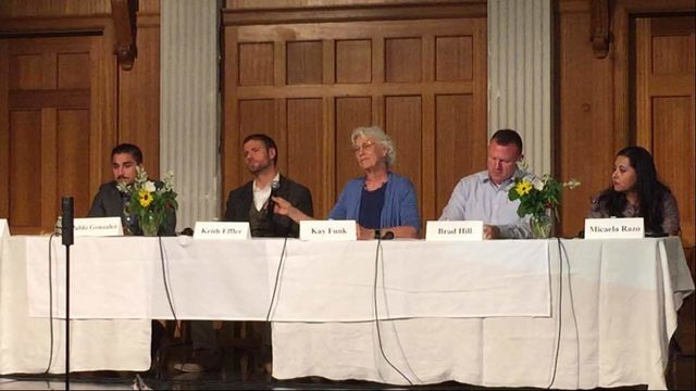 Yakima City Council Candidates answered last minute questions